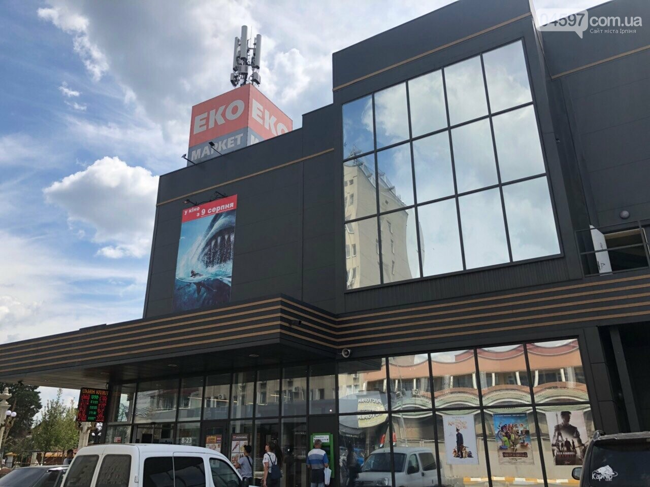 Роботи на площі, біля Еко-маркету, виходять на фінішну пряму, фото-17
