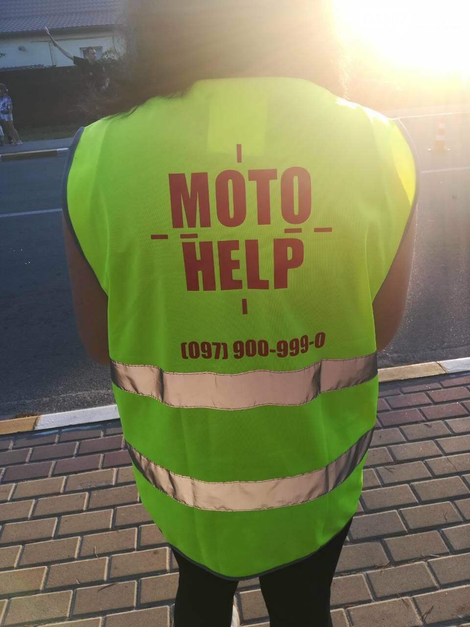ДТП в Ірпені: мотоцикліст залишився без ноги, фото-1