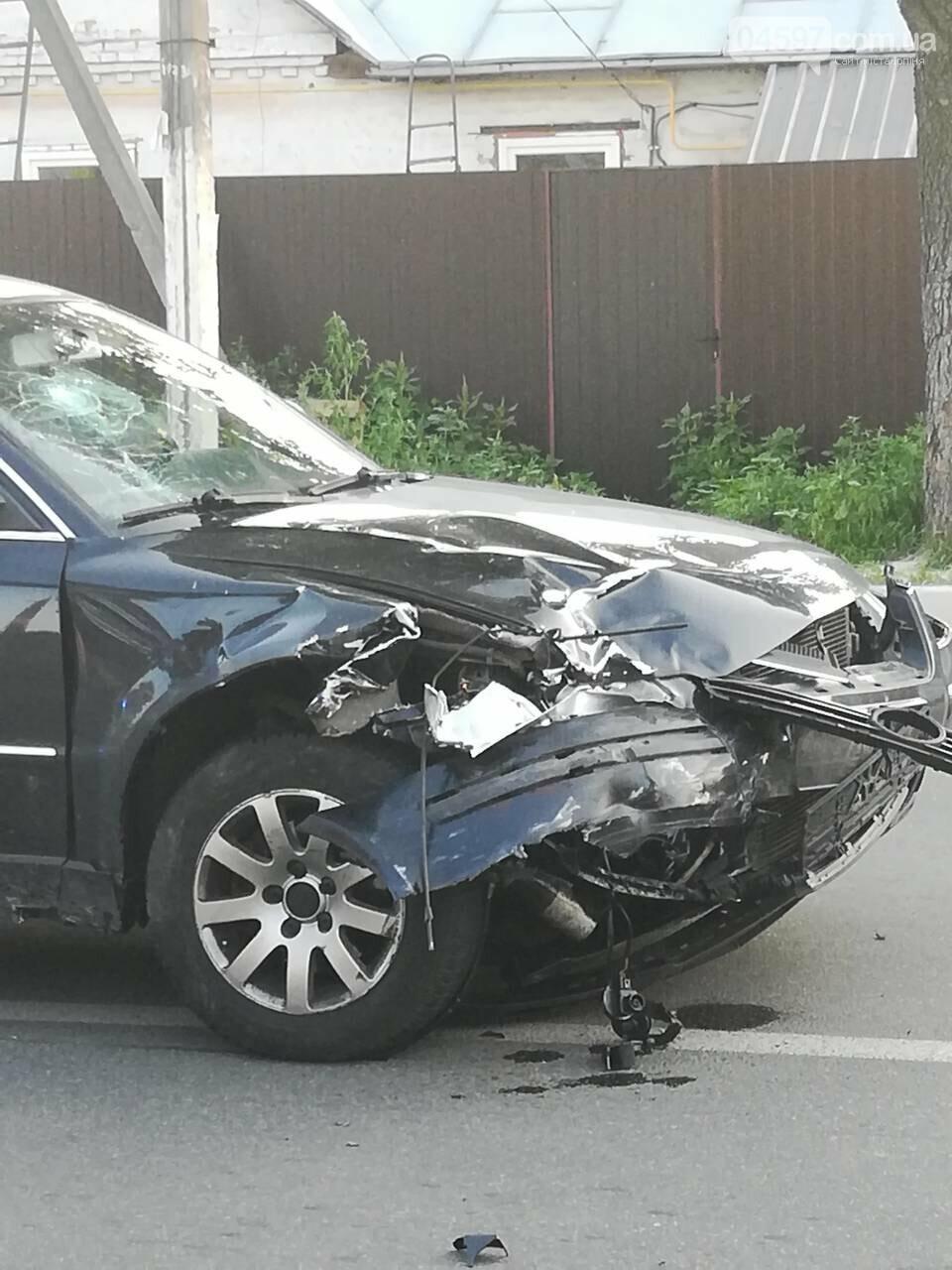 ДТП в Ірпені: мотоцикліст залишився без ноги, фото-4