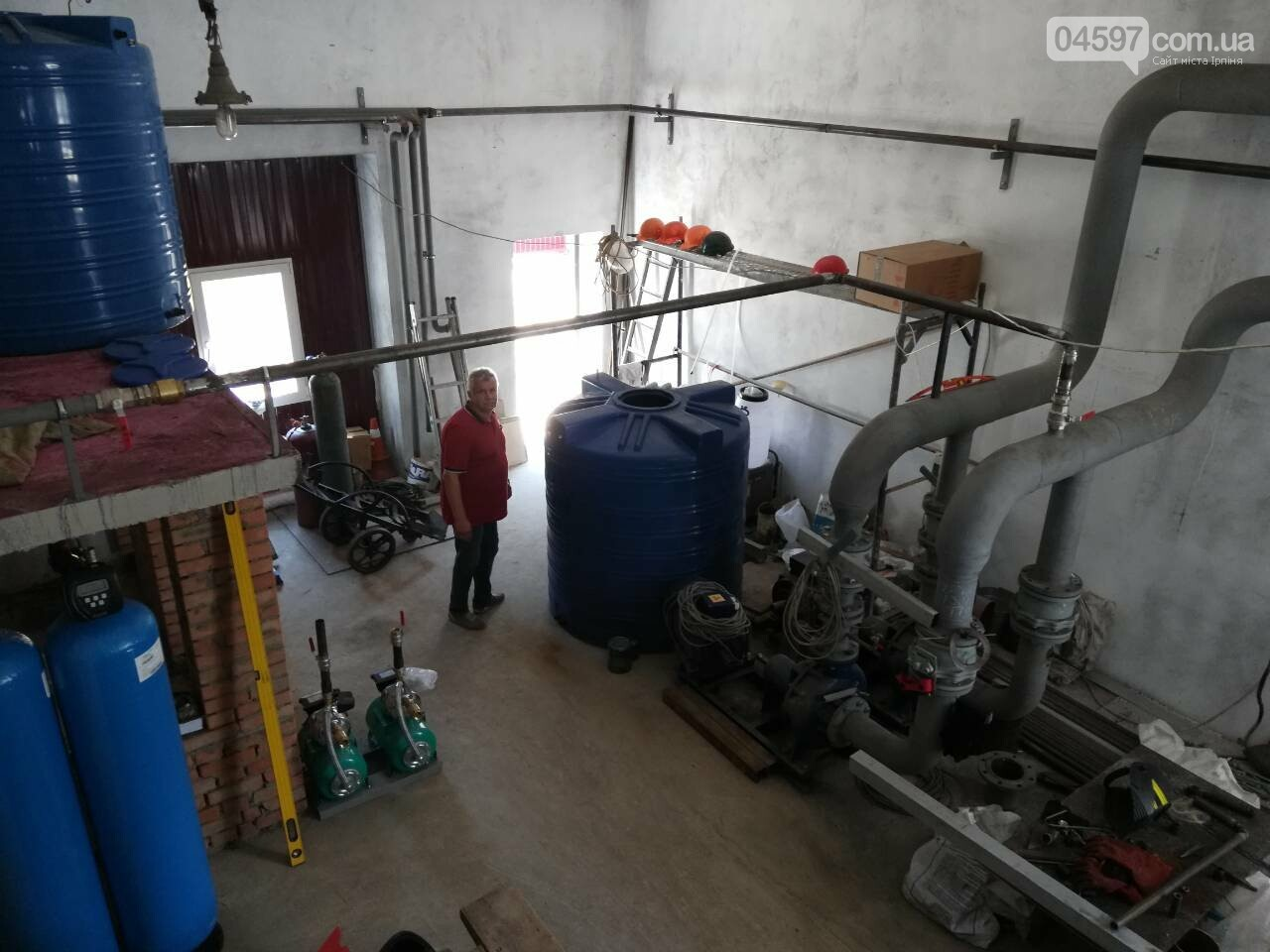 За газову трубу в Гостомелі заплатили з Ірпеня, фото-3
