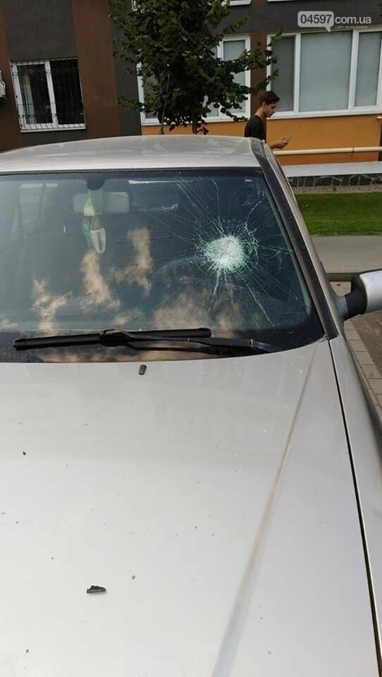 Пенсіонерка громила машини в Ірпені, фото-2