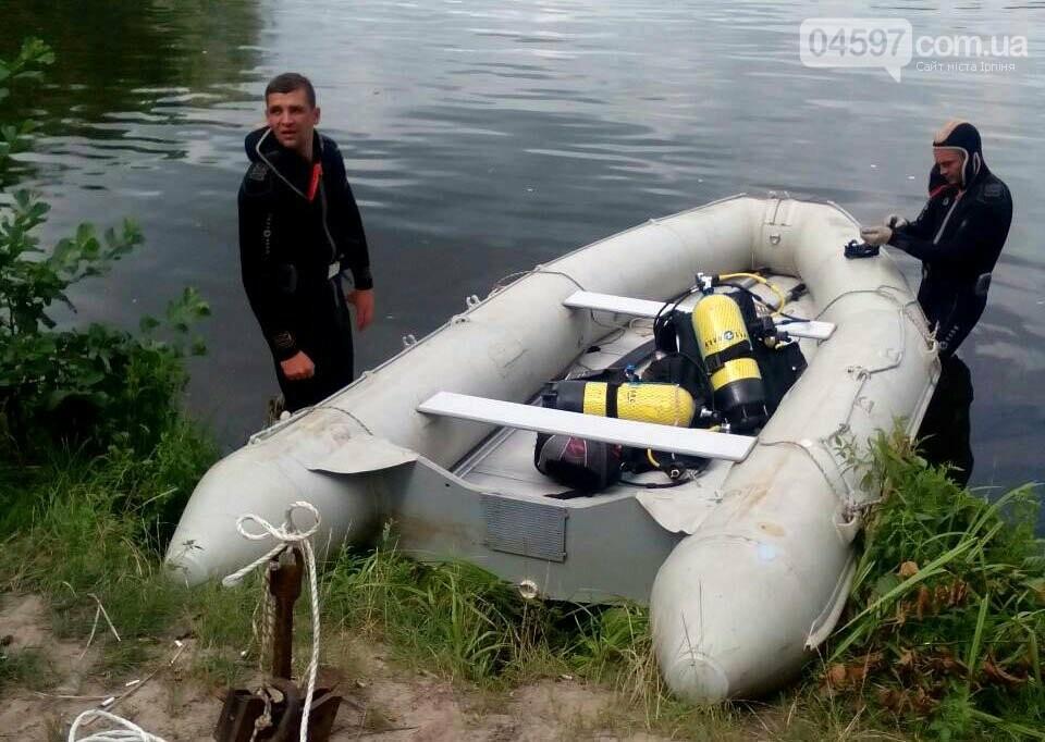 У Ворзелі під час відпочинку втопився чоловік, фото-1