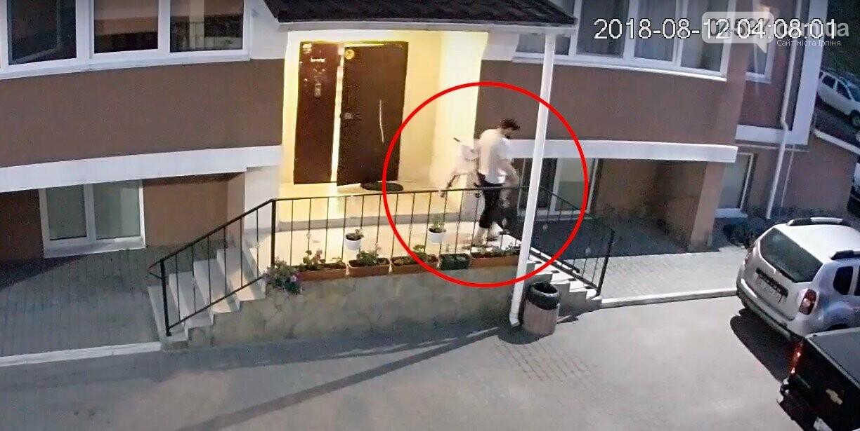 В Ірпені викрали велосипед - просять опізнати злодія на відео, фото-1