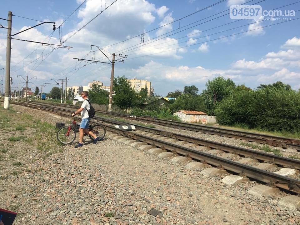 В Ірпені до кінця осені планують створити наземний перехід через залізницю , фото-3