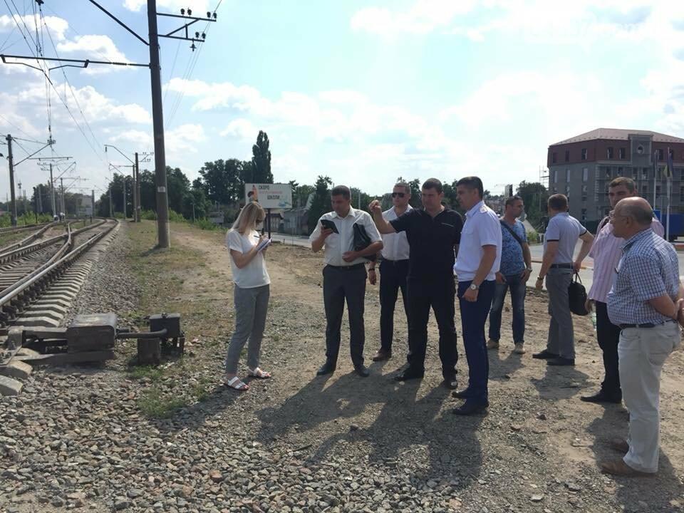 В Ірпені до кінця осені планують створити наземний перехід через залізницю , фото-1