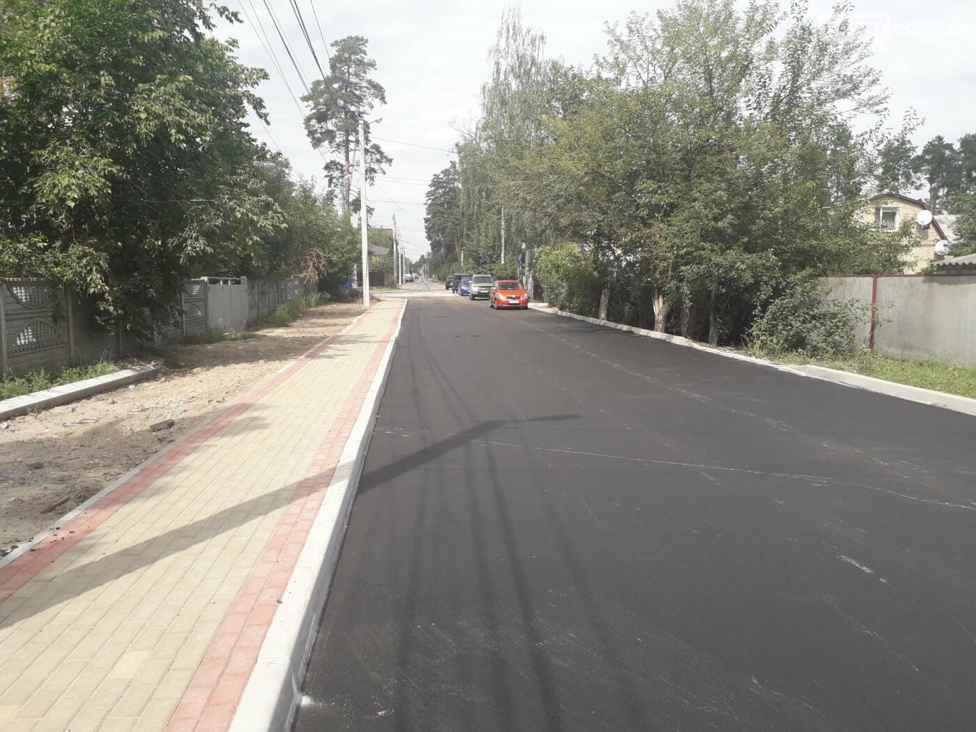 Вулиця Українська - з новим асфальтним покриттям, фото-3