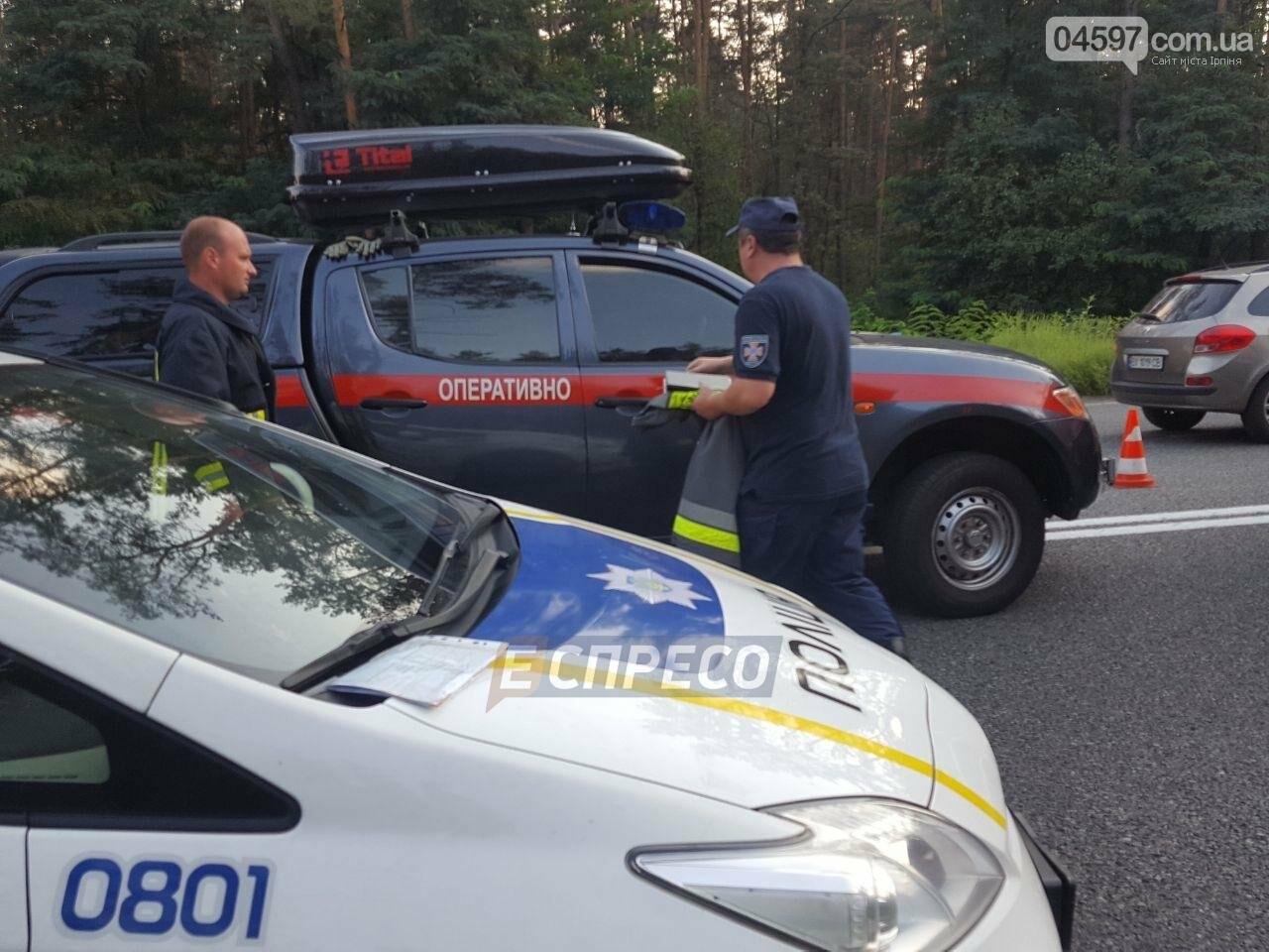 Смертельна ДТП на Новоірпінській трасі: 4 загиблих, 3 постраждалих, фото-2