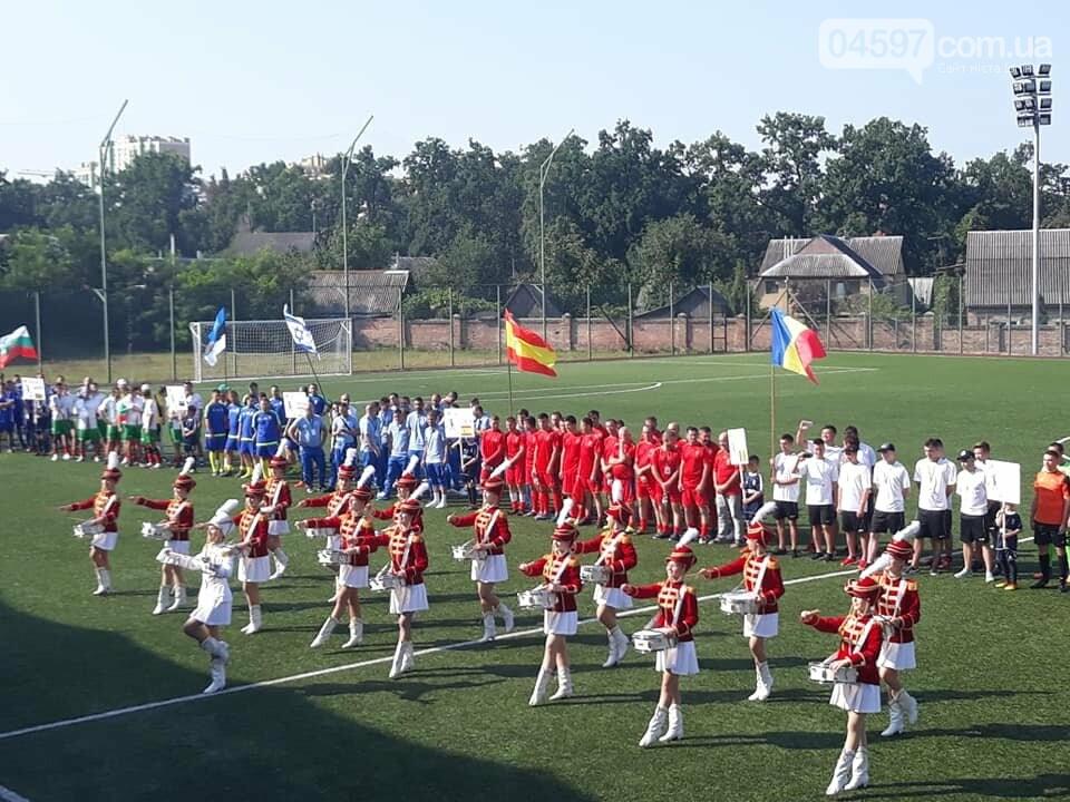 В Ірпені урочисто відкрили Чемпіонат світу з футболу серед діаспорних команд, фото-1