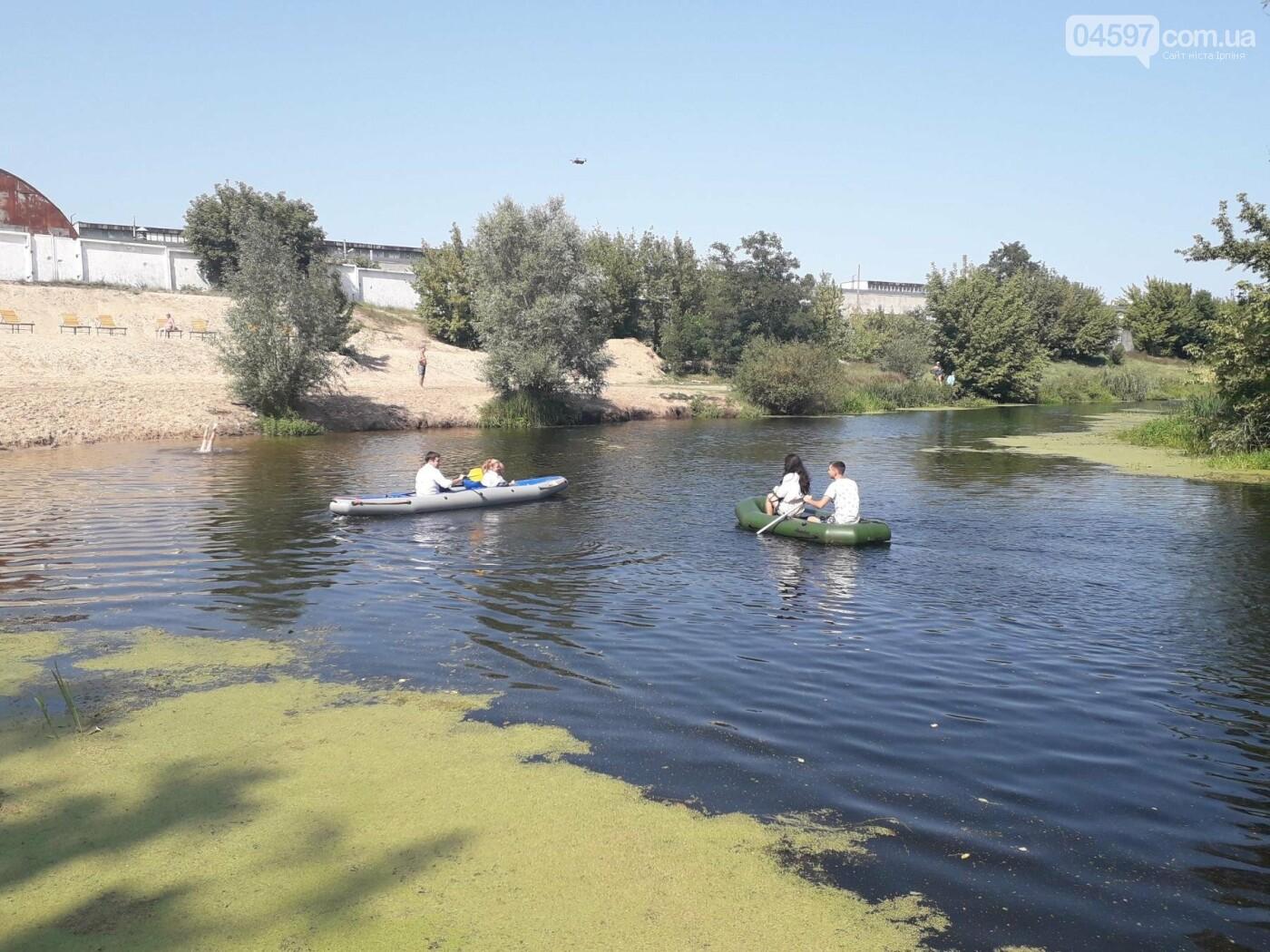 На річці Ірпінь відновили судноплавство, фото-3