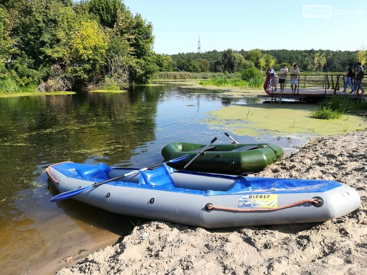 На річці Ірпінь відновили судноплавство, фото-2