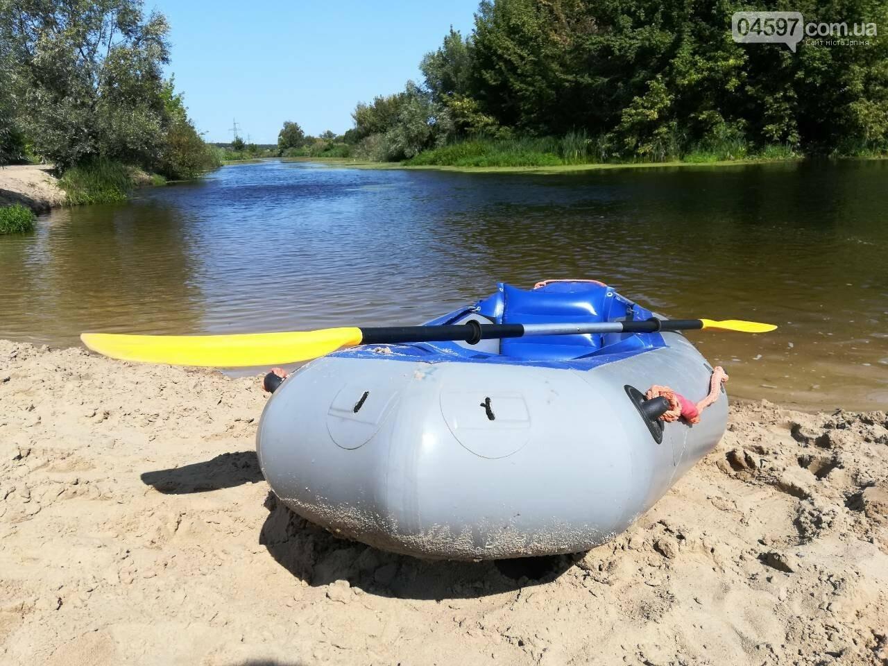 На річці Ірпінь відновили судноплавство, фото-1