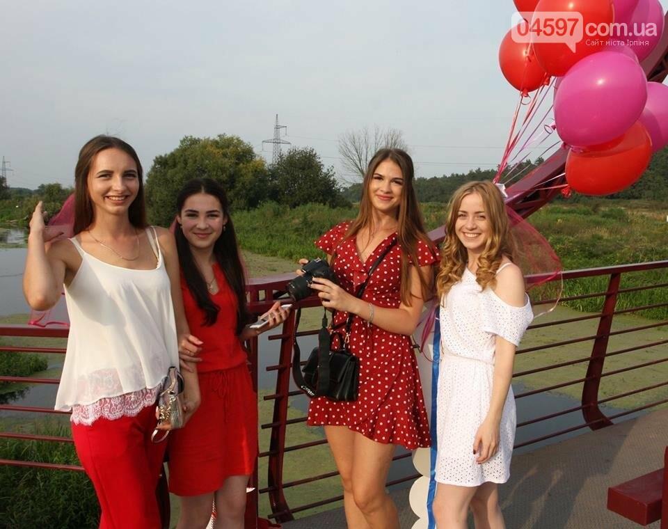 Ірпінські наречені святкують дівич-вечір на містку Незнайки, фото-3