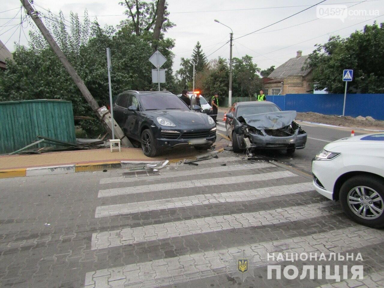 Через зіткнення автівок в Ірпені помер пішохід, фото-2