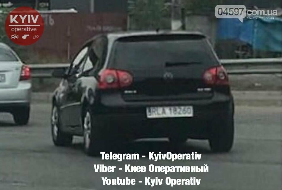 Опізнай злочинця: В Гостомелі обікрали автомобіль, фото-1