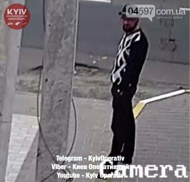 Опізнай злочинця: В Гостомелі обікрали автомобіль, фото-2