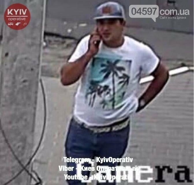 Опізнай злочинця: В Гостомелі обікрали автомобіль, фото-4