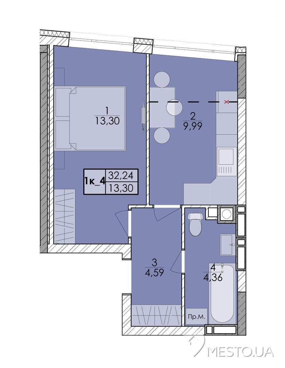 ТОП-6 найдешевших квартир в Ірпені в новобудовах, фото-9