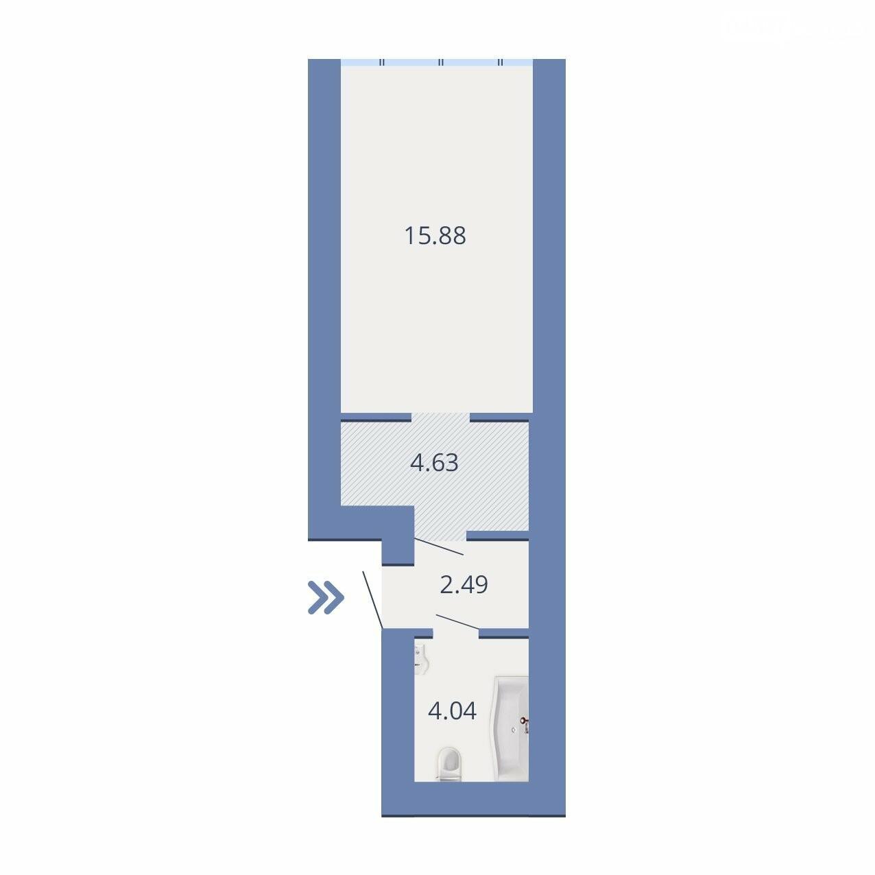 ТОП-6 найдешевших квартир в Ірпені в новобудовах, фото-6
