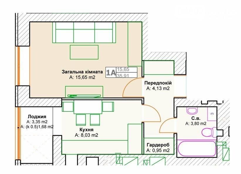 ТОП-6 найдешевших квартир в Ірпені в новобудовах, фото-3