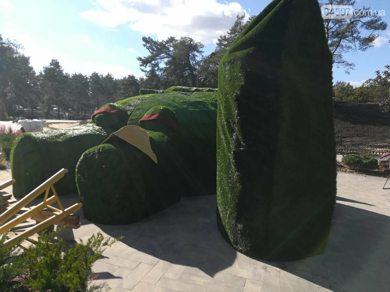 Бегемот, жаба чи курча: хто оселиться в парку Перемоги?, фото-1