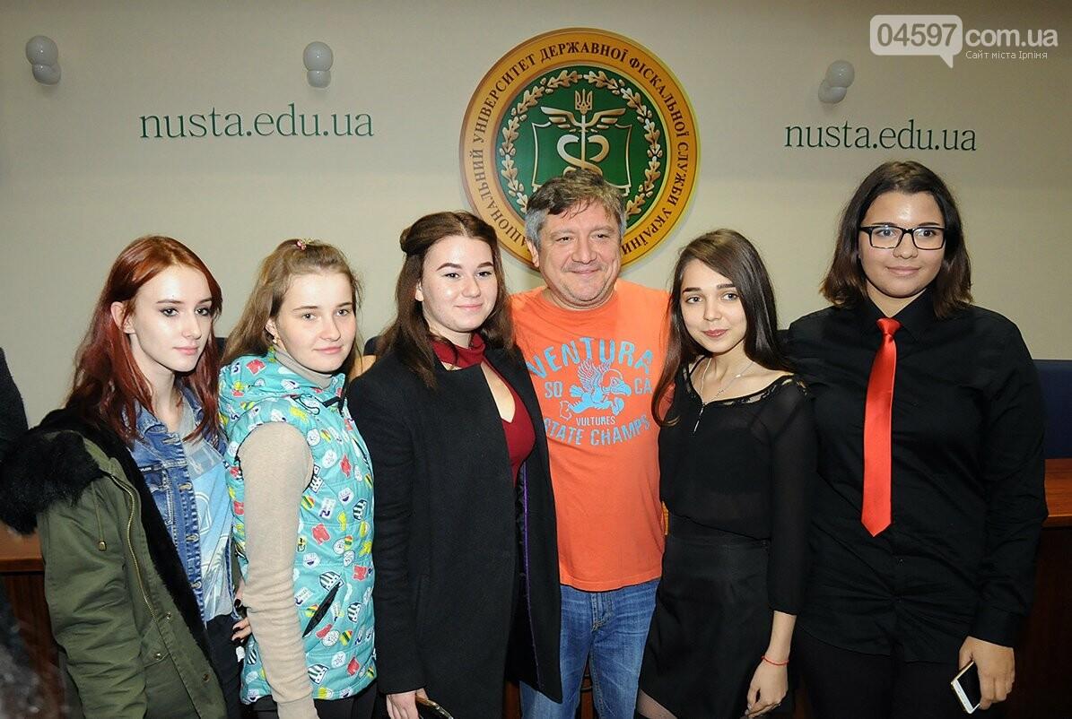 Резидент Comedy Club відвідав Фіскальний Університет, фото-3