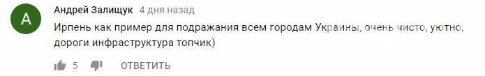 Що українці думають про Ірпінь: реакція на влог, фото-2