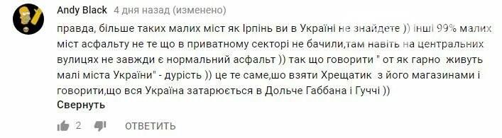 Що українці думають про Ірпінь: реакція на влог, фото-4