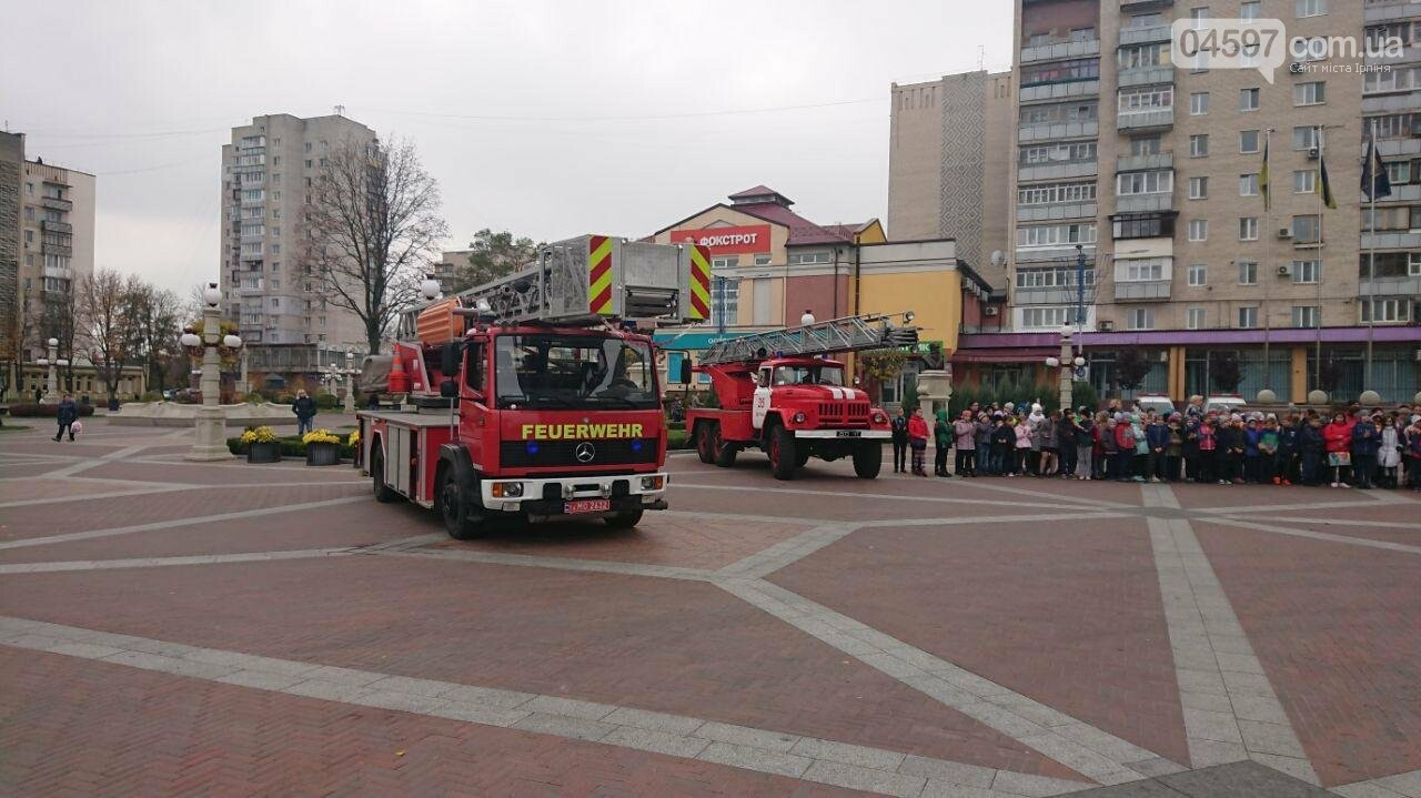 Ірпінський автопарк поповнився новим пожежним авто, фото-3