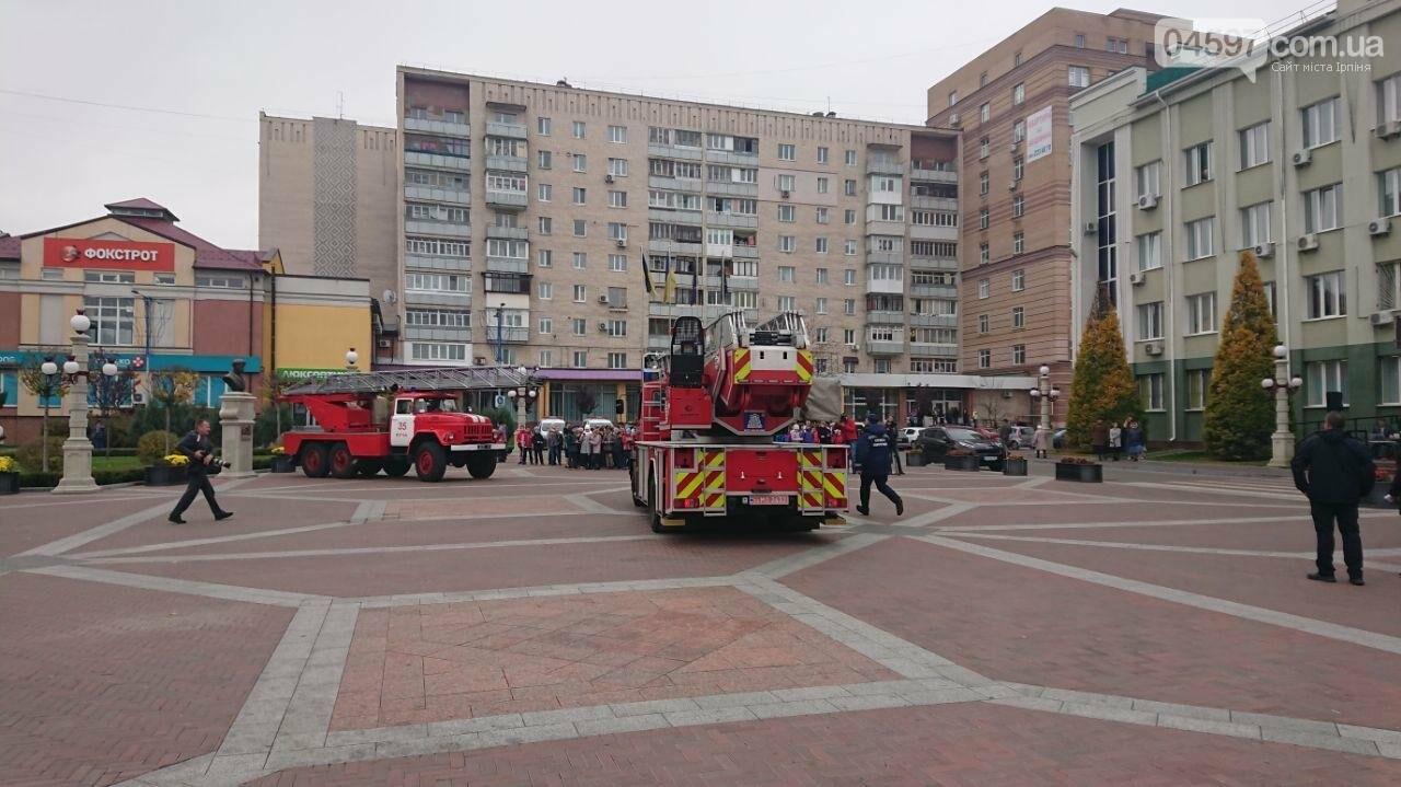 Ірпінський автопарк поповнився новим пожежним авто, фото-5
