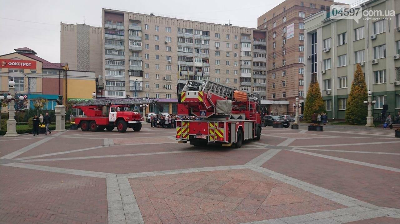 Ірпінський автопарк поповнився новим пожежним авто, фото-6
