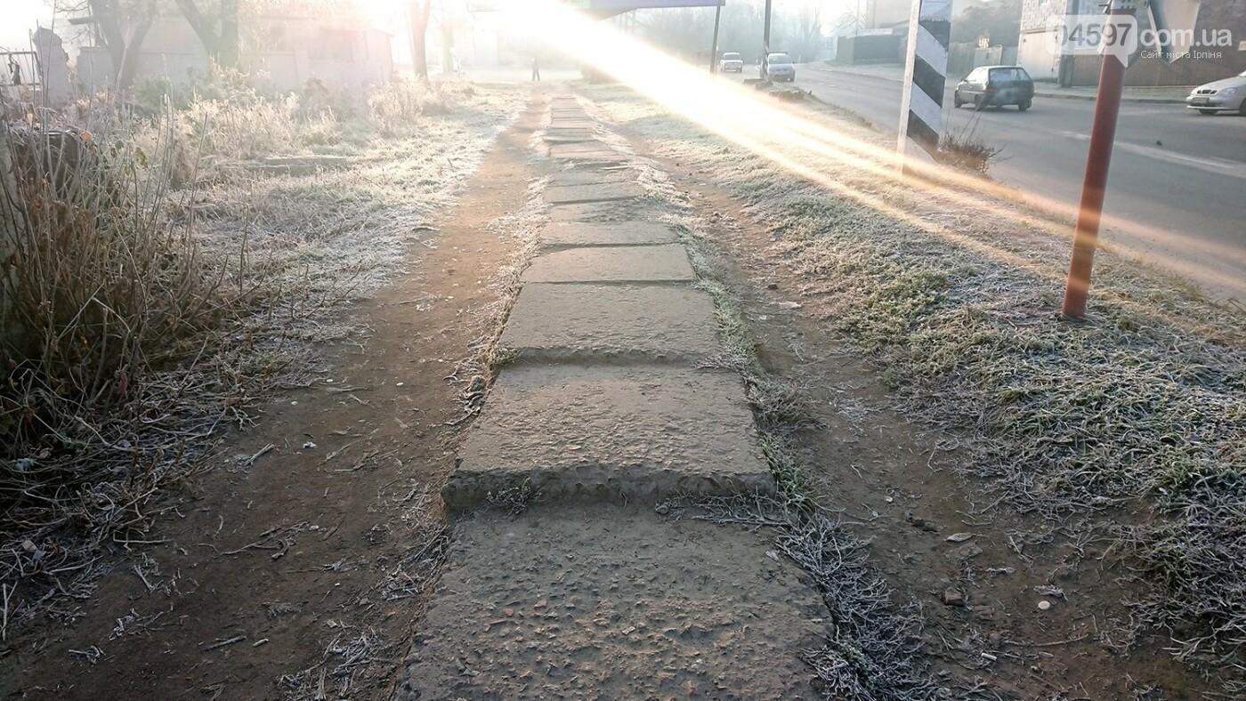 """Ірпінчани пропонують облаштувати перехід біля ТРЦ """"Жираф"""", фото-2"""