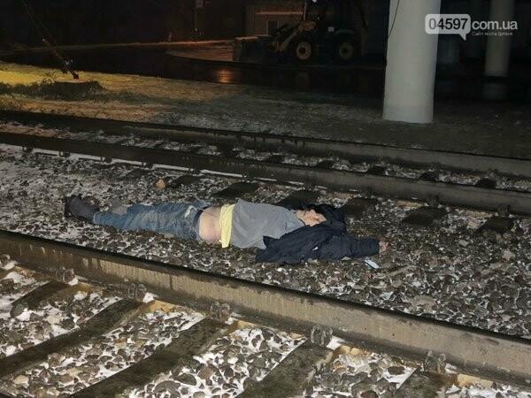 Поїзд на смерть збив чоловіка біля Новобілич, фото-4