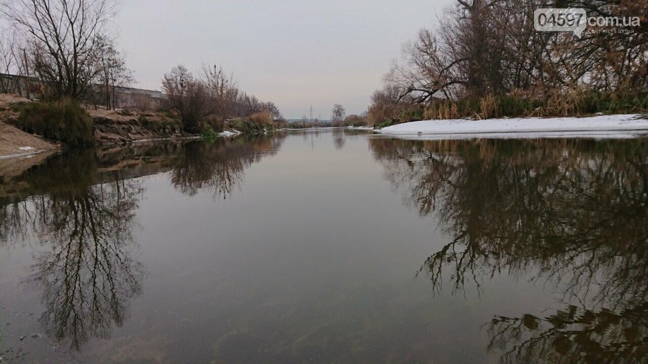 Ірпінчани занепокоєні станом річки Ірпінь, фото-13