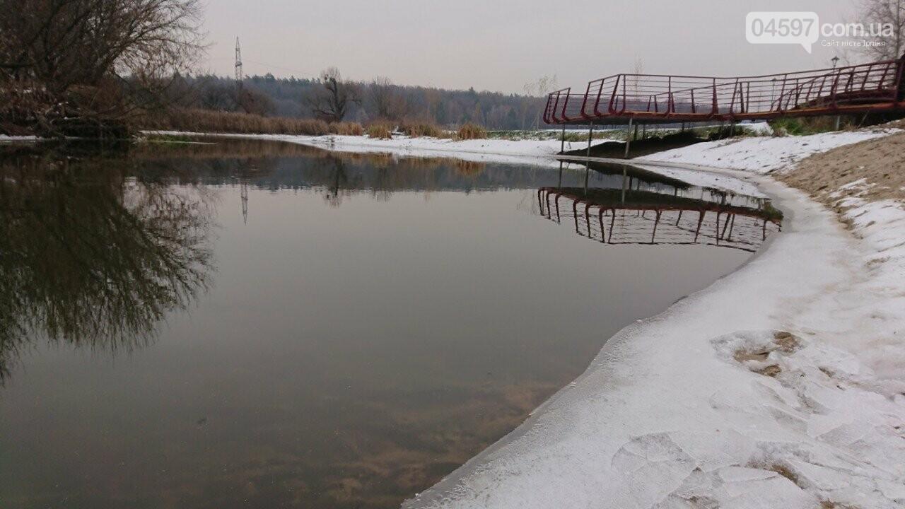 Ірпінчани занепокоєні станом річки Ірпінь, фото-10