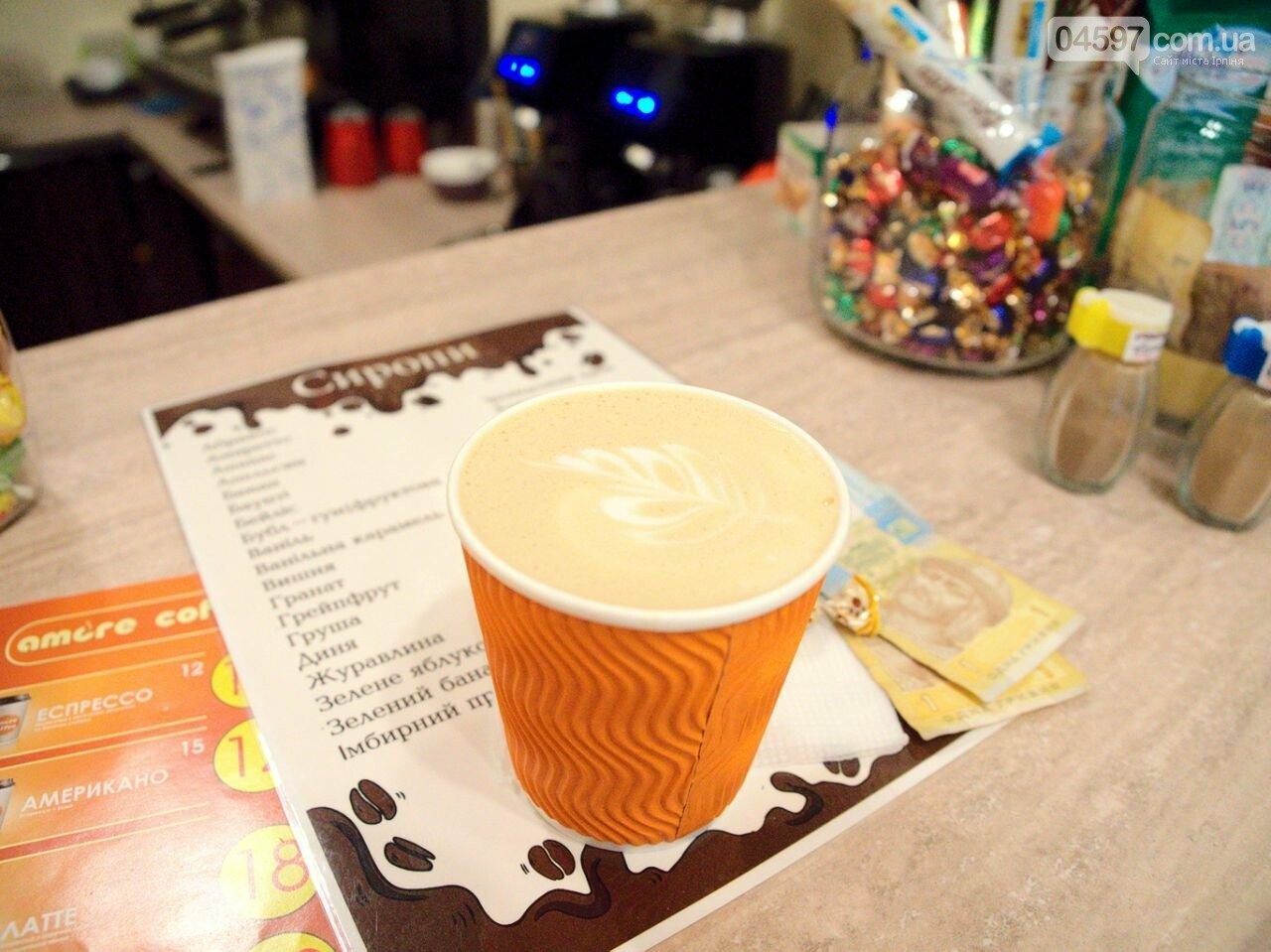 Аmore coffee - смачна кава в Ірпені!, фото-3