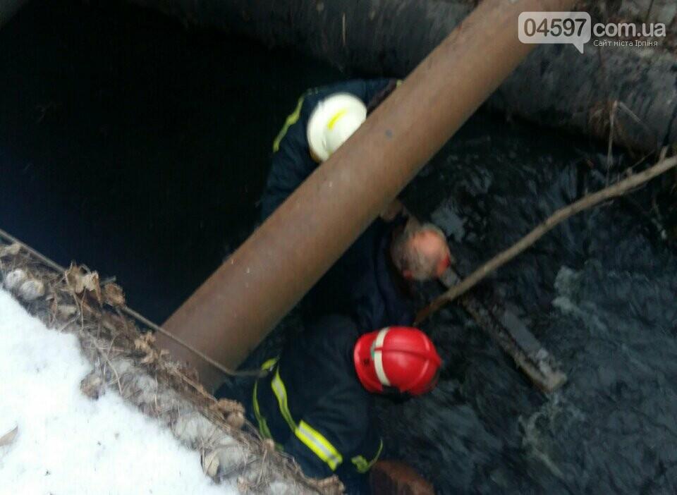 В Бучі чоловік впав з мосту в річку Рокач, фото-1