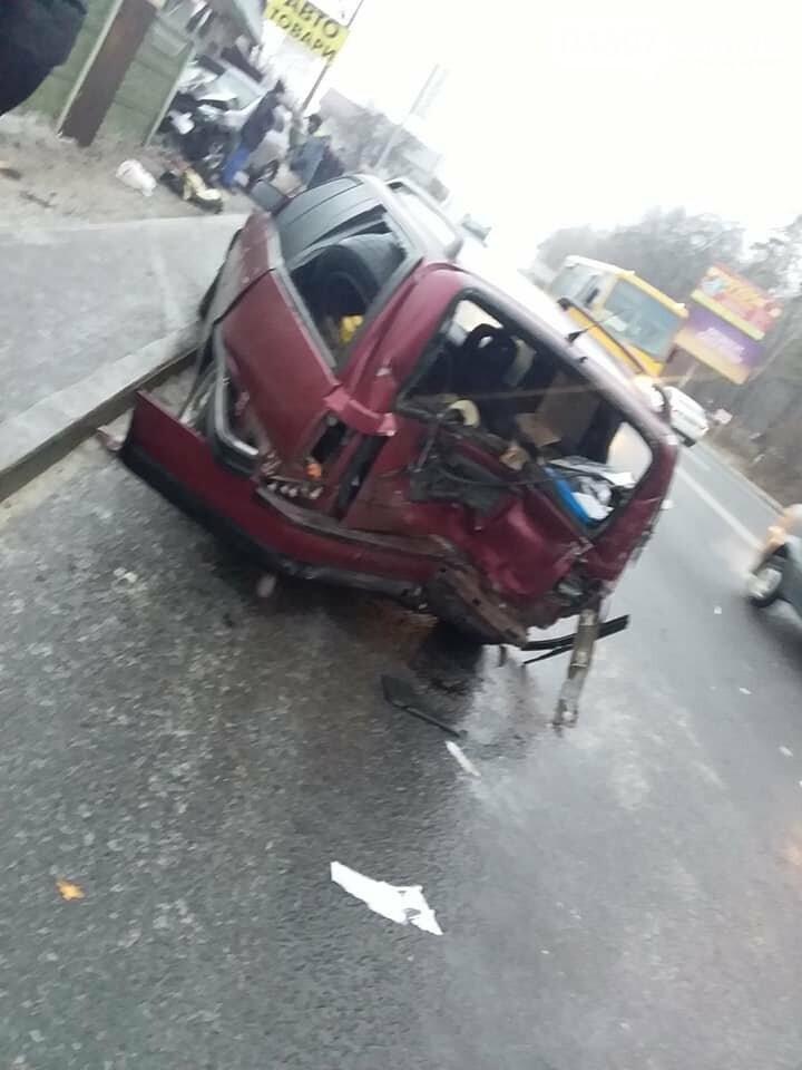 150 ДТП на Київщині за добу, у т.ч. аварія на Варшавці, фото-3