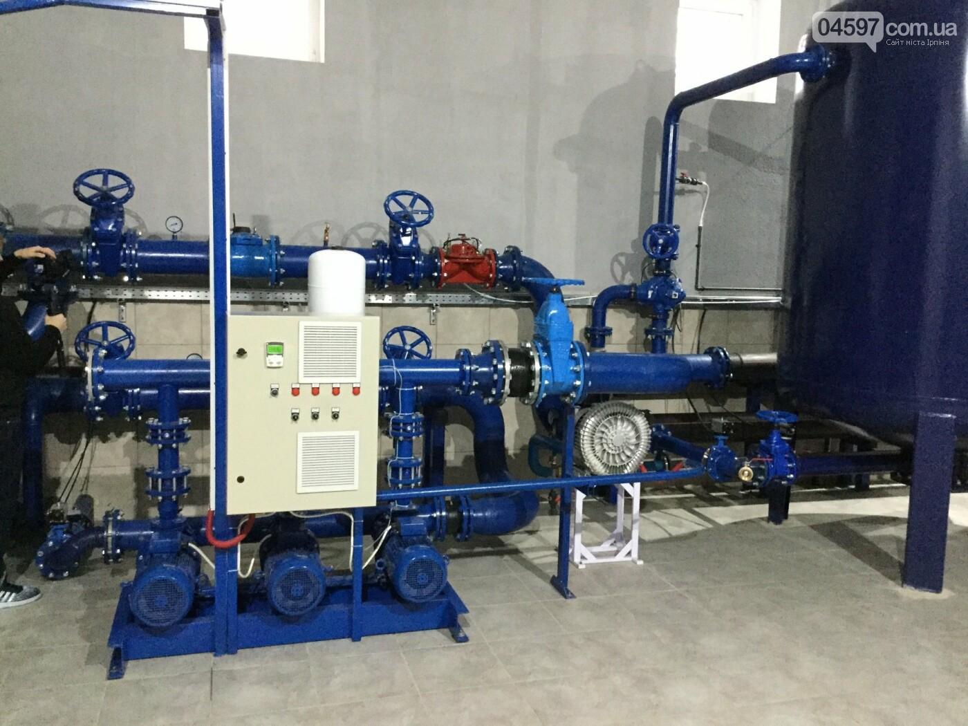 В Ірпені відкрили потужну станцію очистки води, фото-3