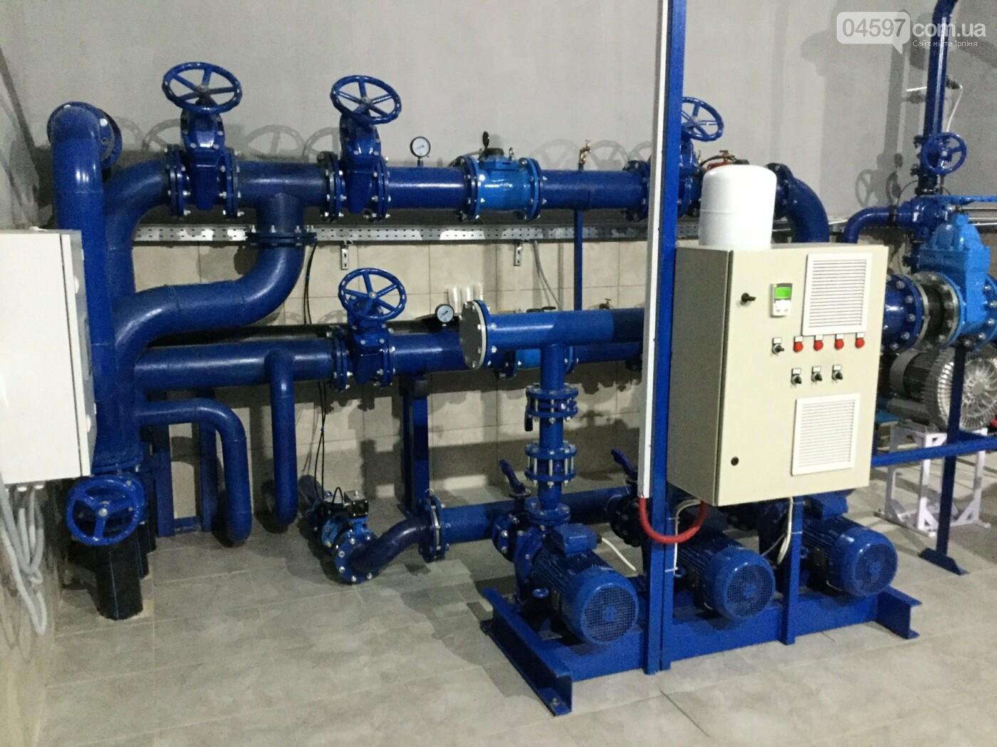 В Ірпені відкрили потужну станцію очистки води, фото-2