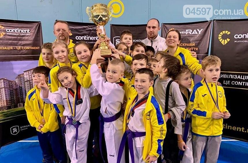В Ірпені пройшов кубок Київщини з олімпійського тхеквондо, фото-1