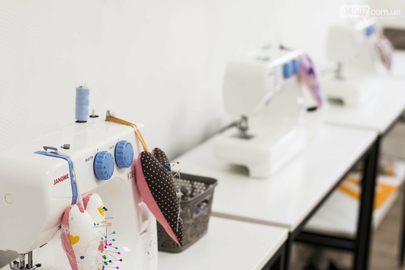 Швейний коворкінг і школа шиття «Just Sew It» − мрія, яка стала реальністю, фото-3