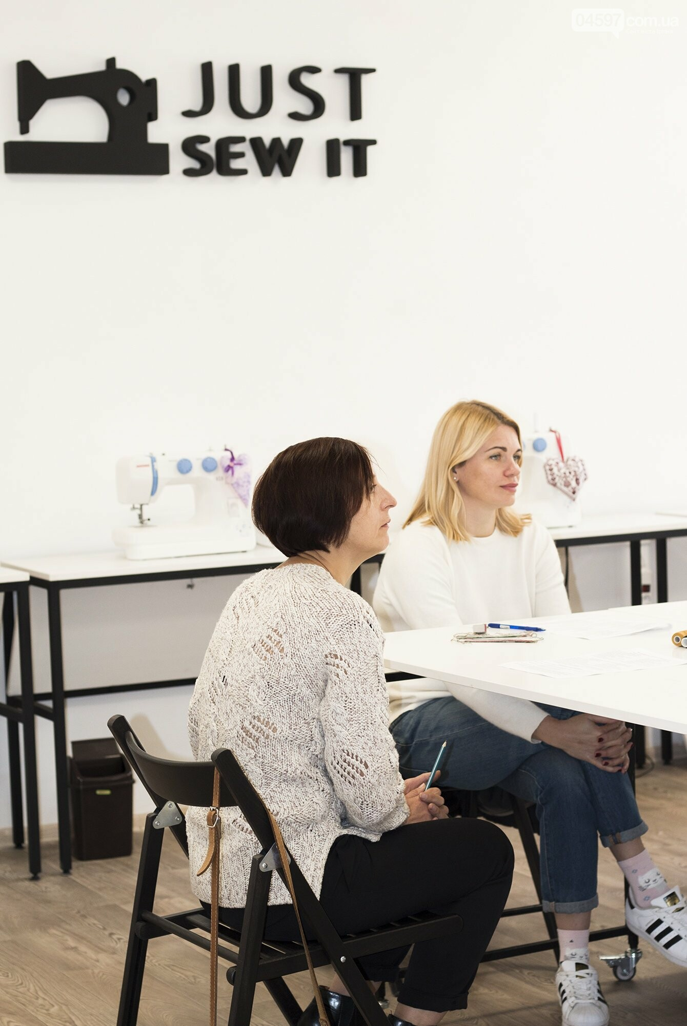 Швейний коворкінг і школа шиття «Just Sew It» − мрія, яка стала реальністю, фото-5