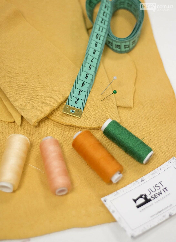 Швейний коворкінг і школа шиття «Just Sew It» − мрія, яка стала реальністю, фото-2