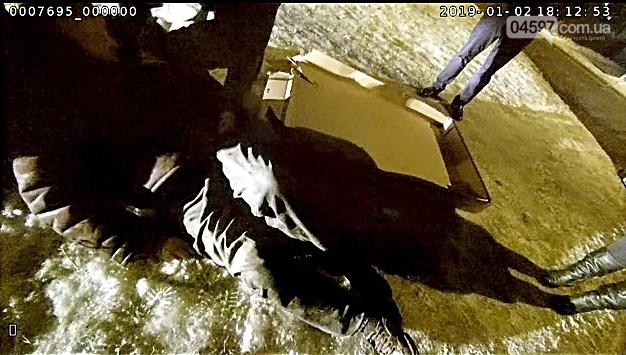 Наслідки свят: п'яного чоловіка ледь не переїхала автівка, фото-1