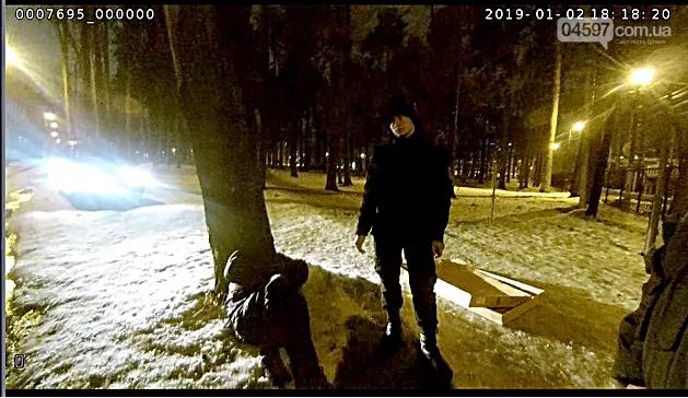 Наслідки свят: п'яного чоловіка ледь не переїхала автівка, фото-3