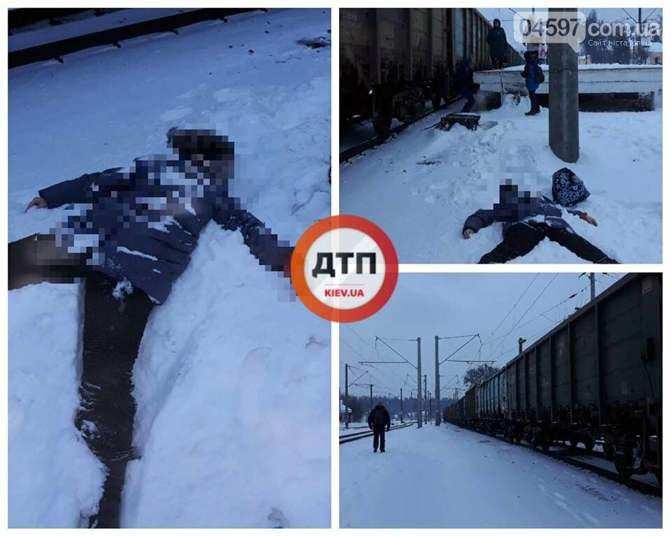 В Бучі товарний поїзд збив людину, фото-1