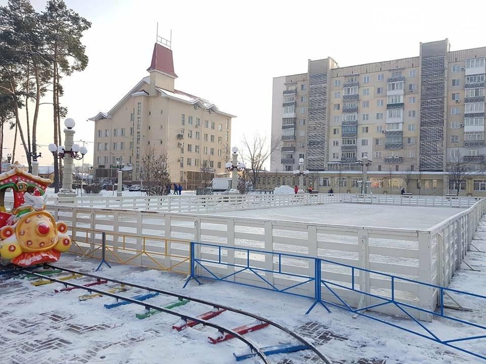 На Центральній площі Ірпеня відкриють ковзанку, фото-1