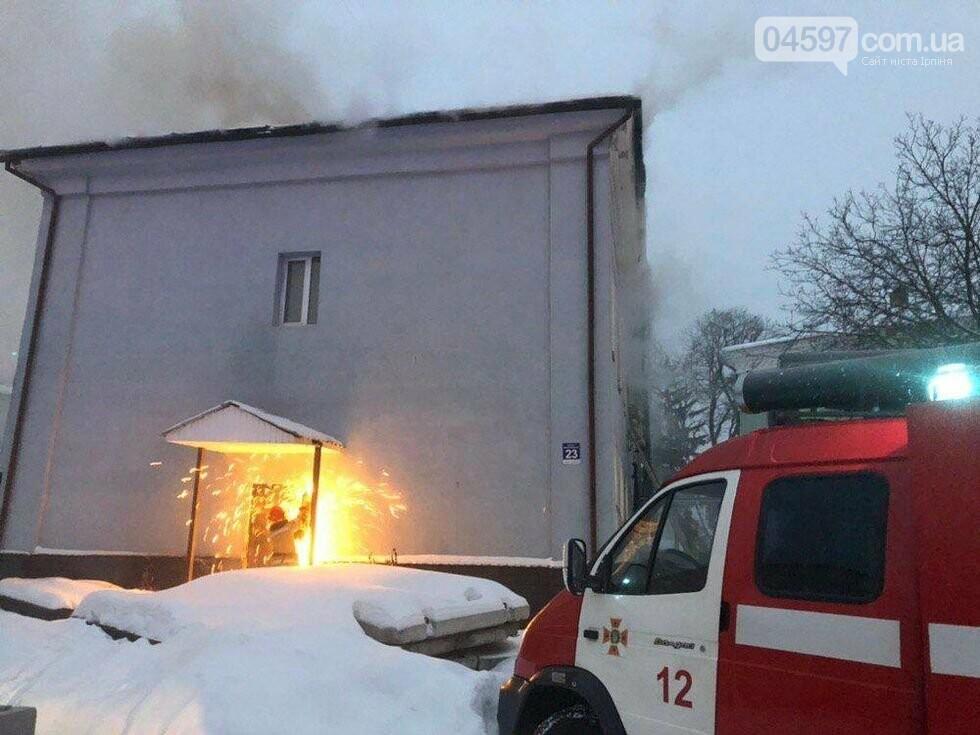 У Києві горить Києво-Печерська лавра, фото-4