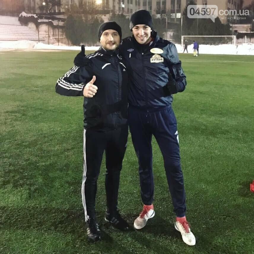 Бучанський Меліоратор підписав контракт з екс-гравцем Прем`єр-ліги, фото-2