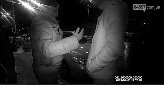 П'яного «поборника» виконання ПДР забрали до поліції за хуліганство, фото-1
